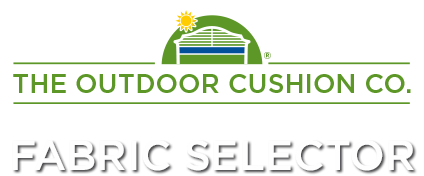 The Outdoor Cushion Co. Fabrics Selector